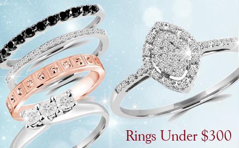 rings for under 300$ 2017