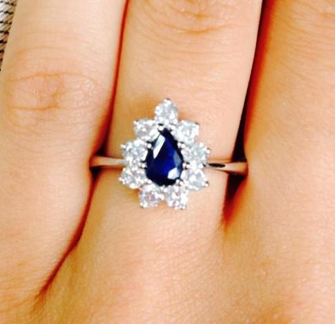 A ring to remember grandma - Samantha H. - 2014