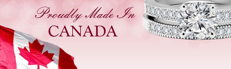 Jewelry Proudly Made in Canada
