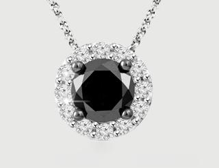 black diamond pendants 2017