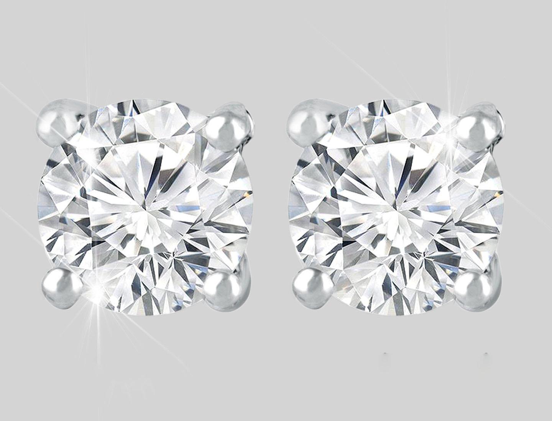 round diamond studs 2017