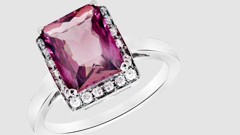 gemstone rings 2017