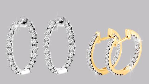 hoop earrings 2017