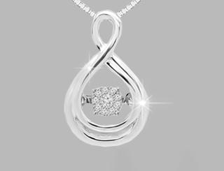 infinity pendants 2017