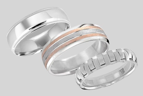 Men's Wedding Rings 2017