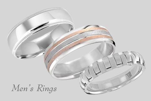 Men's Wedding Rings 2017