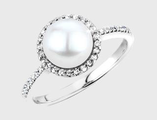 pearl rings 2017