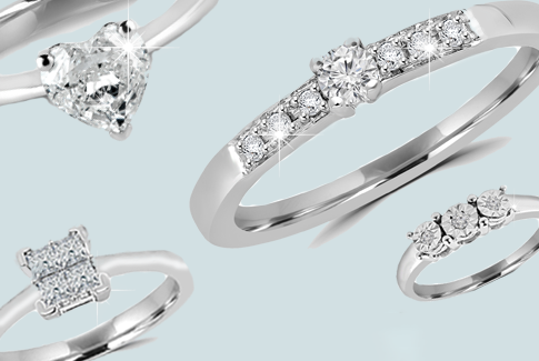 promise rings collection 2017