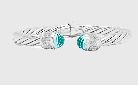 silver bracelets 2017