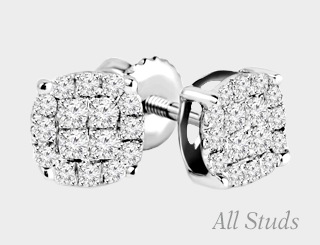 all available stud earrings 2017