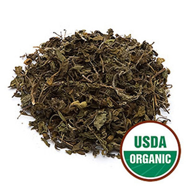 Adaptogen - Reduces physical/mental stress, stress-related anxiety, and depression.  Do not use during pregnancy.