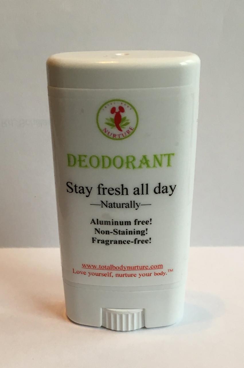 All Natural Deodorant, 0 75 oz (sample size)