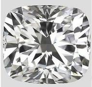 Choosing a cushion modified brilliant cut diamond