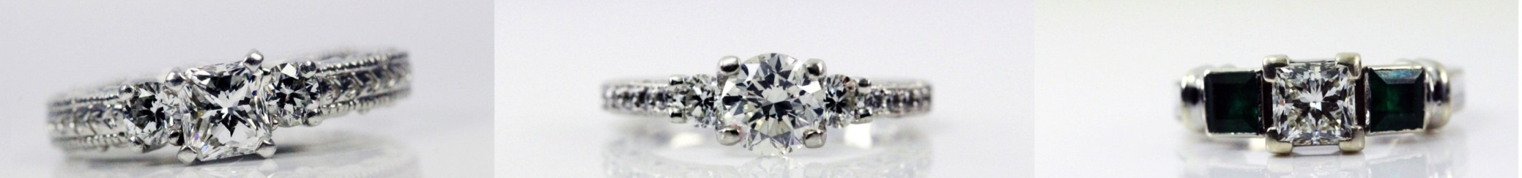 Trinity Engagement Rings