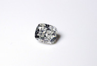 Cushion Cut Diamond 0.91ct H SI2 GIA Ideal Proportions