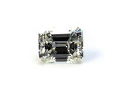 Emerald Cut Diamond 1.51 VVS2 G GIA Certified Ideal Proportions