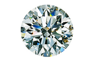 Round GIA Certified .83 VVS1 G mm Excellent Cut
