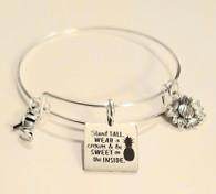 Affirmation Expandable Bracelet