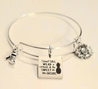 Affirmation Expandable Bracelet