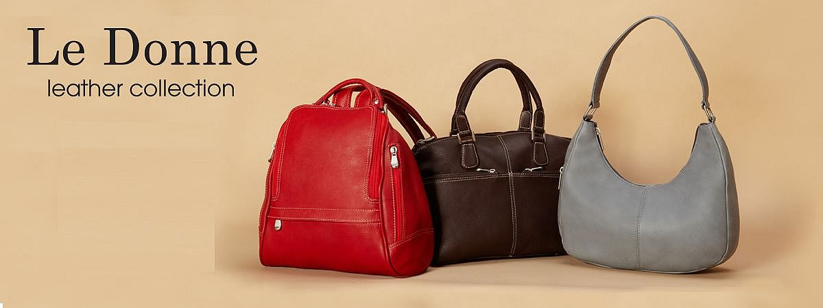 b64eaa09f1d5 Le Donne Leather Company - Leather Bags - Shop online