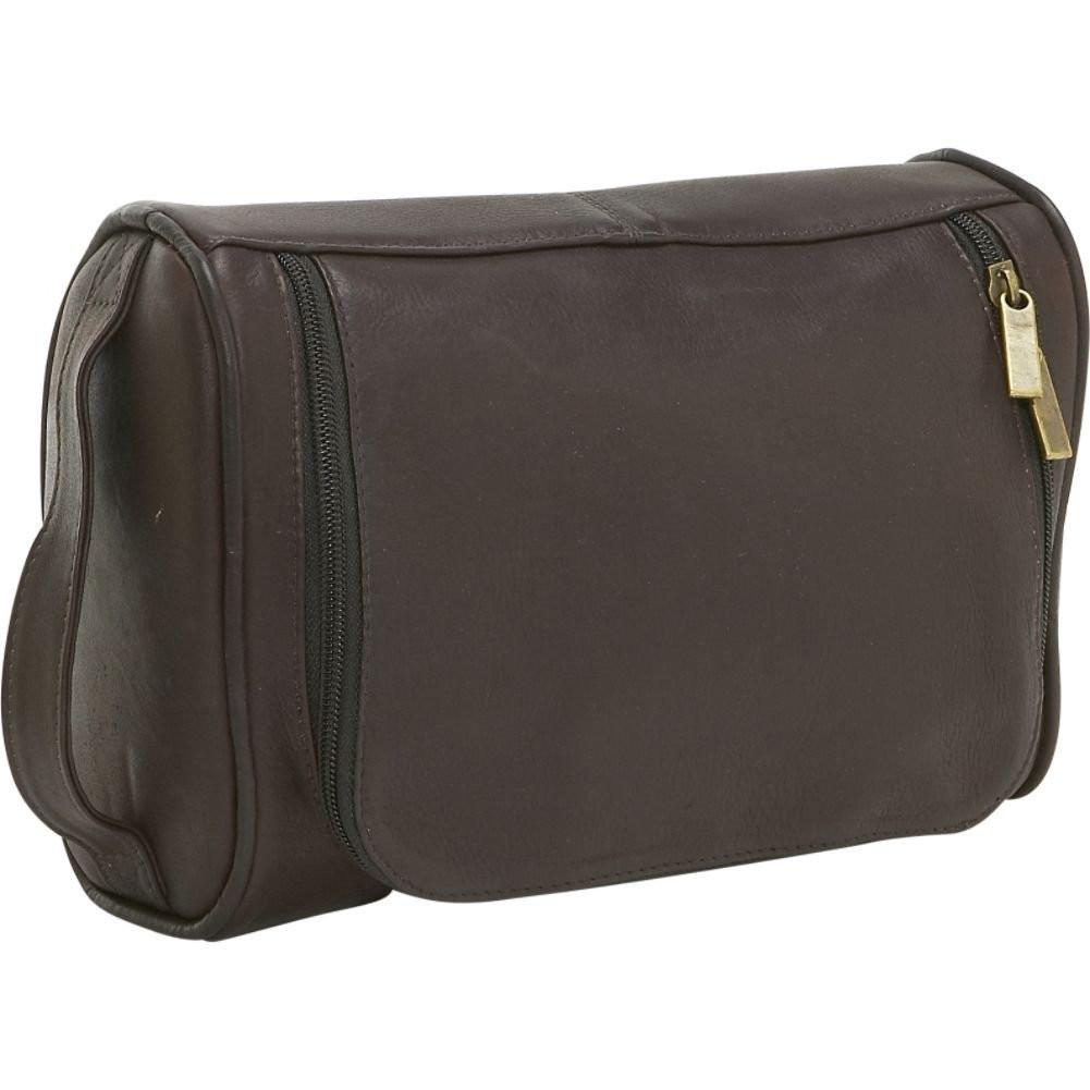 c4545ff51a03 Vaqueta Leather Toiletry Bag - LeDonne Leather Co.