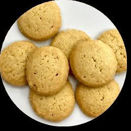 Butterscotch Shortbread