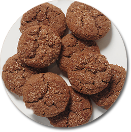 Chocolate Snicker Doodle