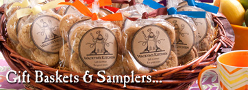Gift Baskets & Samplers...