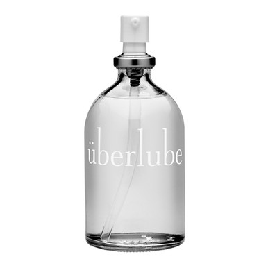 Überlube premium silicone lubricant 100ml bottle