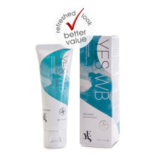 YES WB Water-based Organic Personal Lubricant 50ml