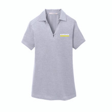 Women's Digi Heather Performance Polo