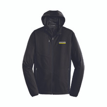 Men's Active Hooded Soft Shell Jacket