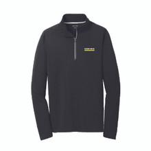 Men's Sport-Wick Textured ¼-Zip Pullover