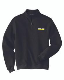 Unisex 1/4 Zip Pullover Sweatshirt
