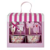 Meri Meri Baby Shop Pink Cupcake Kit