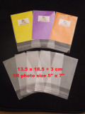Cellophane Bags, Self seal cellophane bags, OPP Bags, A5 Size Cellophane bags, 40 micron cellophane bags, 40 micron OPP Bags
