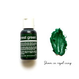 Chefmaster Liqua-Gel FOREST GREEN (0.70oz)