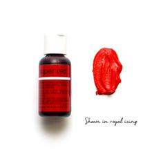 Chefmaster Liqua-Gel SUPER RED