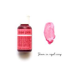 Chefmaster Liqua-Gel ROSE PINK