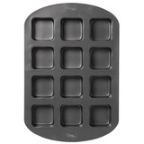 Wilton 12 Cavity Square Brownie Bar Pan