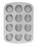Wilton 12 Cup Mini Muffin Pan (Recipe Right)