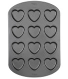 Wilton Heart Shaped Whoopie Pie Pan