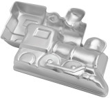 Wilton 3-D Choo Choo Train Pan Set