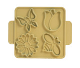 Nordic Ware Easter/Spring Cookie Cutter Plaque