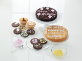 Martha Stewart Modern Festive Cake and Cupcake Stencil