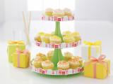 Martha Stewart Modern Festive Cupcake Stand