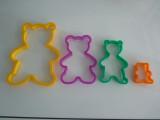 Bear Shape Cutter Set