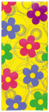 Wilton Dancing Daisies Party Bags