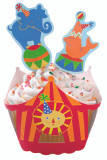 Wilton Big Top Cupcake Wraps n Pix