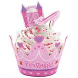 Wilton Princess Cupcake Wraps n Pix